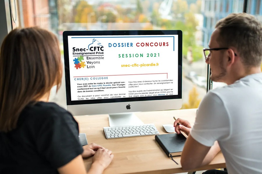 Dossier Concours 2021